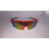 Óculos Para Ciclismo Proteção Uv400 Unissex 10unidades