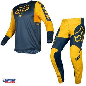 Kit Roupa De Trilha Fox - Roupa para Motociclista no Mercado Livre ... 8633c34fdc4a0