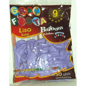 5b294bd995 Baloes Pic Pic Gran Festa N 9 - Balões no Mercado Livre Brasil