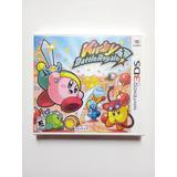 Kirby Battle Royale Para Nintendo 3ds Nuevo Y Sellado