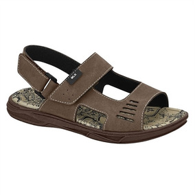 Sandalia Molekinha Com Laco 2079100 - Calçados e6024612661