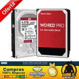 Wd Red Pro 4tb Nas Internal Hard Drive Sata 6 Gb/s 256 Mb