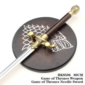 Espada Needle Agulha Game Of Thrones - Arya Stark Serie