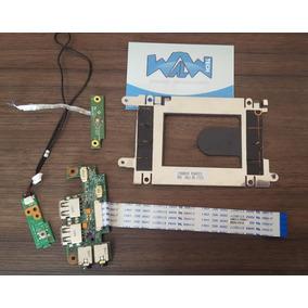 Sti 1422: Power + Case Hd + Placa Usb +audio