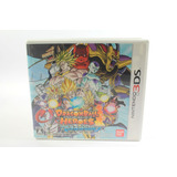 Dragon Ball Heroes Ultimate Mission 3ds Nintendo 3ds