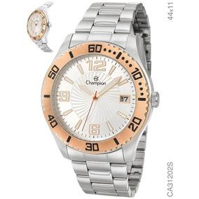 4bb35657f2f Relogio Champion Prata Ca31202 - Relógios De Pulso no Mercado Livre ...