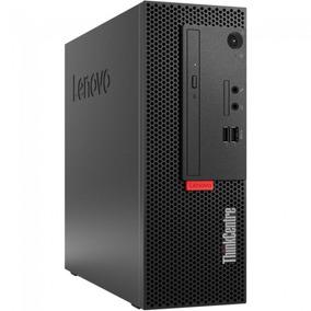 Lenovo M710e Pc Thinkcentre Sff Ci3-7100 4gb 1tb Slim Dvd