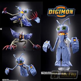 Boneco Digimon Kabuterimon   Atlurkabuterimon Digivolving ... 8f99c853d2