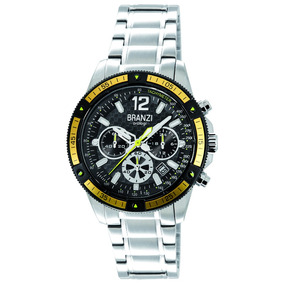 Reloj Branzi 20603 Acero Inoxidable Caballero --kairos--