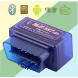 Escaner Elm327 Automotriz Bluetooth V. 2.1 Obd2 Software