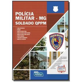 Policia Militar Minas Gerais - Soldado Qppm