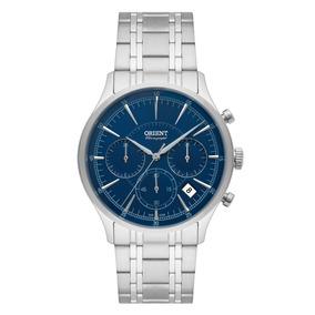 349ffbdc721 Relógio Orient Fundo Azul - Relógio Orient Masculino no Mercado ...