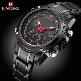 Relógio Naviforce 9050 Original Esportivo Pronta Entrega