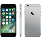 iPhone 6 16gb Apple Tela 4,7 Nfc Prata Silver Novo Original