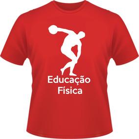 d122e9c52 Curso Física - Camisetas Manga Curta para Masculino no Mercado Livre ...