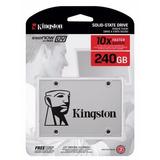 Disco Solido Ssd Kingston 240gb Uv400 2.5 Sata 3