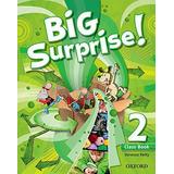 Libro Big Surprise Sb 2 +suplemento-isbn 194516210 Isbn 1945