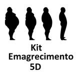 Kit Emagrecimento 5d