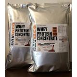 5kg De Whey Protein Davisco Importada Eeuu +1kg Aminoacidos