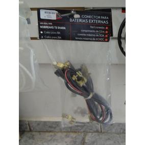 Cabo P/baterias Externas 2ba