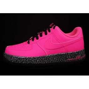 b06a845cc Nike Air Force Imitacion - Zapatillas Nike Urbanas Rosa chicle en ...