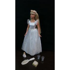 Boneca Barbie Quinze Anos 1990 Rara