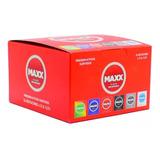 Preservativos Maxx X12 Cajitas Surtidas (36unid) Farmaservis
