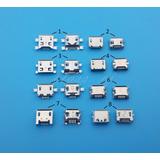 Pin De Carga Conector Micro Usb Tablet Celular 8 Modelos