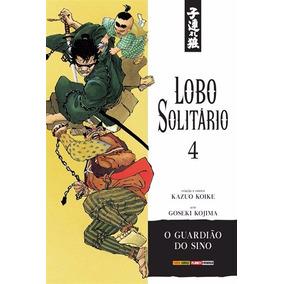 Novo Mangá Lobo Solitário 4 Original Panini Comics