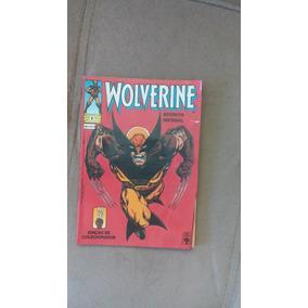 Wolverine Nº 01 - Editora Abril - Março 1992 - Raridade.