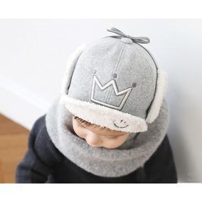 Touquinha Príncipe Princesa Bebê Gorro Fashion Infantil Tbo1 · 2 cores aa716e43856