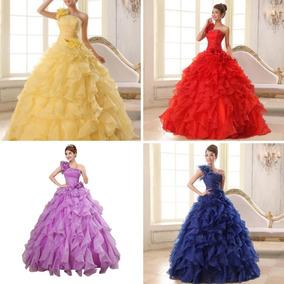 Vestido Debutante 15 Anos Noivas Promoção Todos Tamanhos