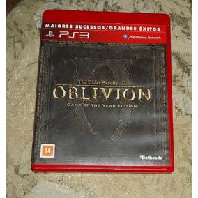 Oblivion The Elder Scrolls Iv - Playstation 3