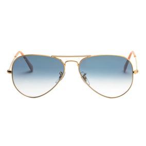135d8e38f1d3c Óculos De Sol Presente Lançamento Ray Ban Aviator - Óculos no ...
