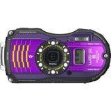Pentax Optio Wg-3 Gps 16mp Cámara Digital A Prueba De Agua C