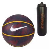 Kit Bola De Basquete Nike Lebron Playground 4p + Squeeze