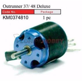 Motor Brushless Outrunner 37/48 Deluxe