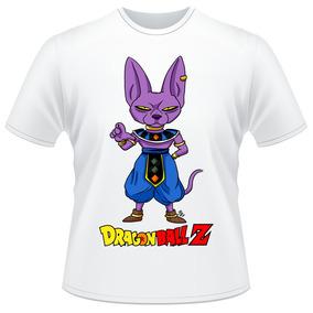 6eaa64806 Camiseta Dragon Ball Z Battle Of Gods Bills Chibi Camisa