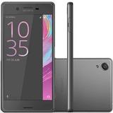 Celular Sony Xperia X F5122 Duos Android 6.0 4g 23mp Vitrine