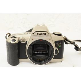 Camara De Rollo Canon Electronica Eos 500n (usadita) (remate