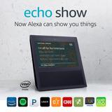 Echo Show Blanco/negro
