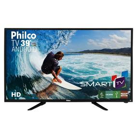 Smart Tv Led Philco 39 Hd Wi-fi Preto Ph39e60dsgwa
