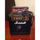 Amplificador Marshalll Mg10 Cd Para Guitarra