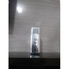 Vidro Perfume 212 Vip Men * C H * 100 Ml Vazio