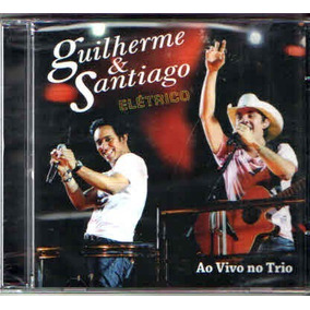 dvd - do guilherme e santiago eletrico
