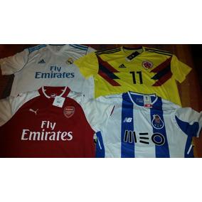 df039963fe196 Camisetas Extranjeras Todos Los Equipos Replicas - Camisetas de ...