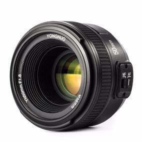 Lente Yongnuo 50mm 1.8 Nikon Autofoco 35cc357ad7