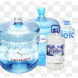 Bidones De Agua Mineral,san Mateo, San Luis, A Domicilio