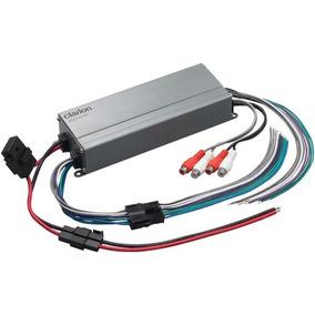 Amplificador Marine Mono Clarion Xc2110 Tam Micro Class D