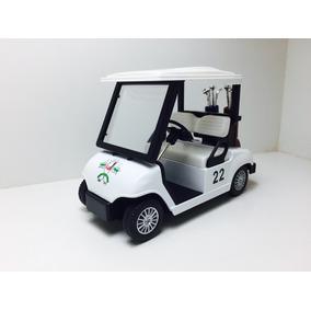 Miniatura Carro De Golfe Kinsmart 1/18